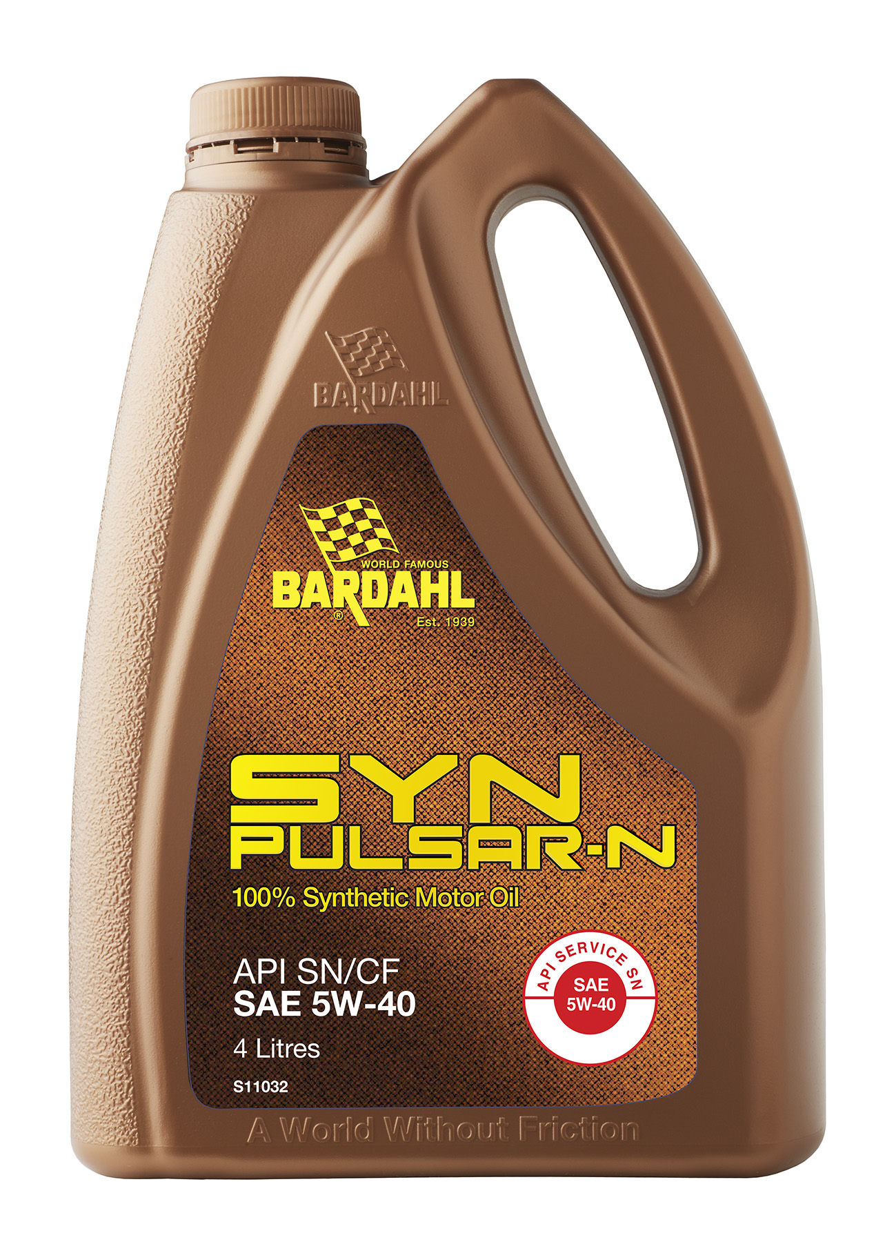 Bardahl SynPulsar-N - Car Servicing Engine Oil